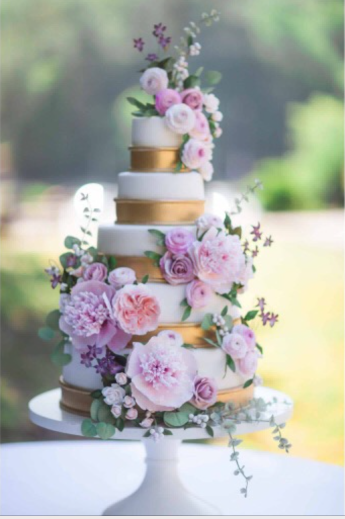 Opulent Wedding Cakes